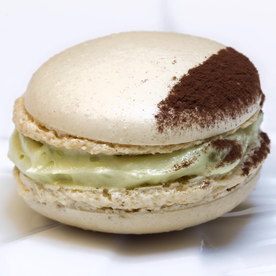 how to cook macarons in an aga